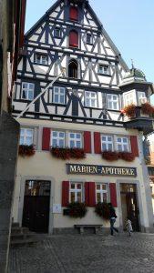 Истинската аптека в Ротенбург