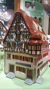Аптеката в Ротенбург с голямина на кукленска къща