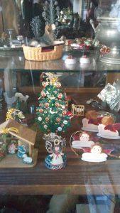 Коледни играчки в Ротенбург