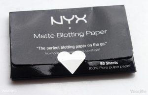 Кърпичките на Nyx вършат добра работа, ако искаме скъп продукт. Но има и по-евтини.